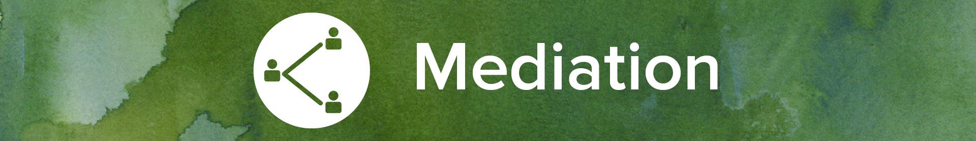 Mediation | Student Resolution Center