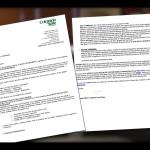 Outcome Letter